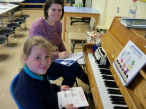 Mrs Ramsay (piano tutor)