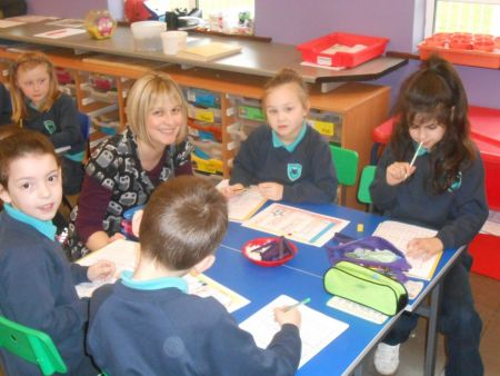 Mrs L McMullan is our Numeracy Co-Ordinator